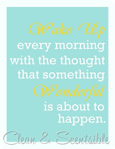 Wake Up Printable